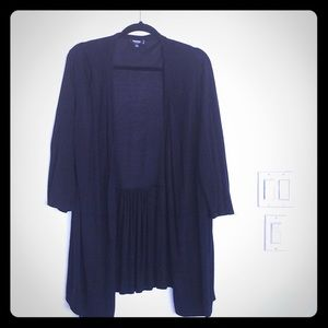 Premise Navy Blue Sweater 1x